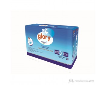 Glory Belbantlı Hasta Bezi( Large, 30 PC )