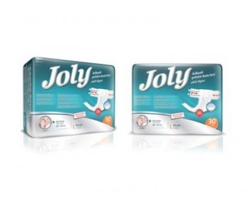 Joly Belbantlı Hasta Bezi (Large, 30 PC)