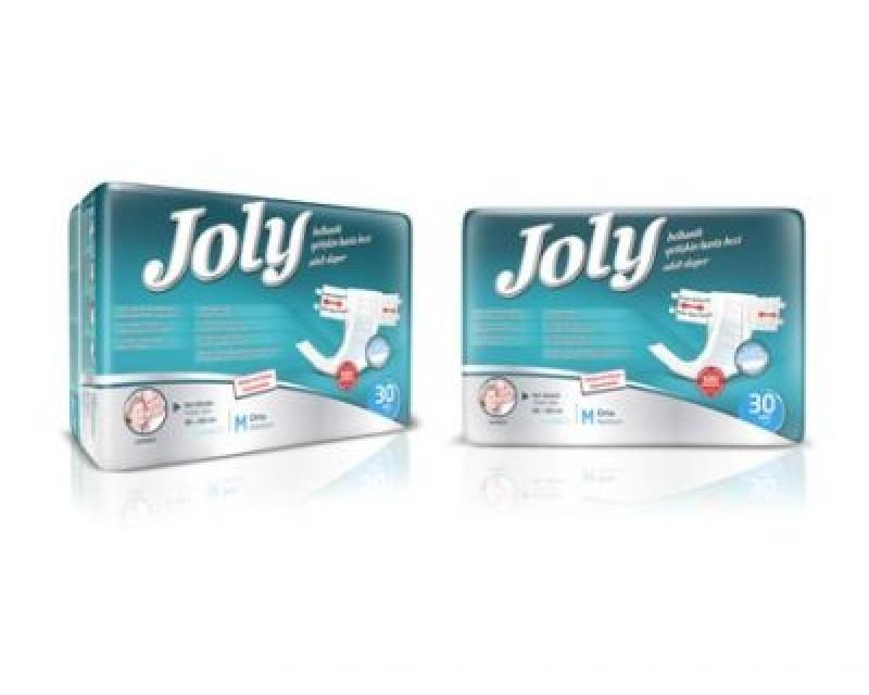 Joly Belbantlı Hasta Bezi (Medium, 30 PC)